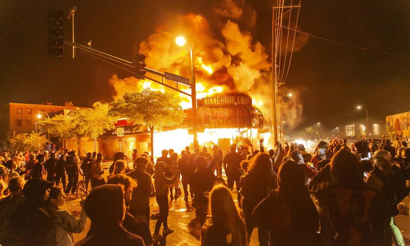 Minneapolis riot (rivolte a Minneapolis)